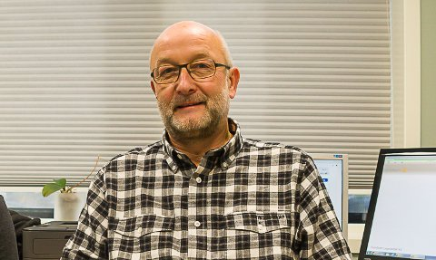 HAR SØKT: Pål Steiran er en av søkerne til jobben som kommuneoverlege i Modum, Sigdal og Krødsherad.