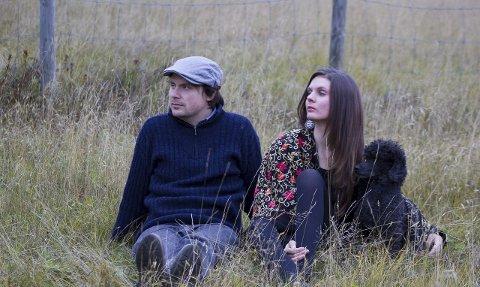 SUPERFORNØYD: - Jeg var helt sikker på at et annet band skulle bli plukket framfor oss, sier Ola Borglin i Indigorado. (FOTO: ANNE METTE BURCHARD)
