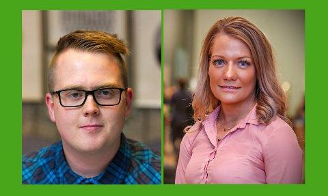 UENIGE: Magnus Weggesrud er ikke begeistret for Sandra Borch sitt utspill.
