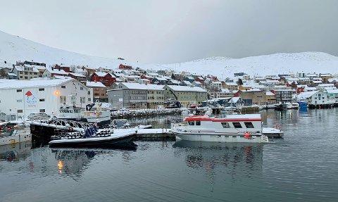 Meteorolog Magnus Haukeland kom med helgeværet for Nordkyn og Nordkapp.