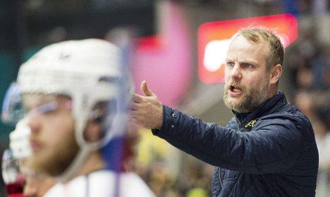 Tungt: Kenneth Larsen og Lørenskog har skadetrøbbel foran møte med Stjernen.