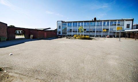 Prishopp: Utvidelsen av Gudeberg skole og bygging av ny Råkollen her blir dobbelt så dyrt som først anslått i skolebruksplanen fra 2015.