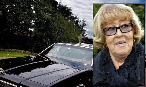 SAVNER RESPEKT: Etter et langt liv i begravelsesbransjen savner Ellen Bye respekt for de døde og sørgende.