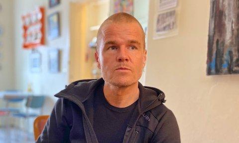 STØRST INNTEKT: Jørn Lundsør liker ikke å snakke om penger. Han vil mye heller fortelle hvorfor han er så glad i Horten.