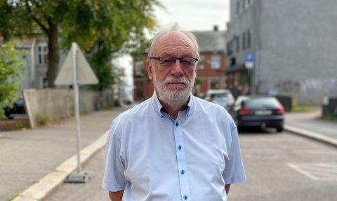 RYSTET: Advokat Helge Hjetland er rystet over volden mot 14 år gamle «Ida».