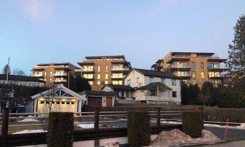 Alle leilighetene i Løvenskiolds Terrasse er solgt.