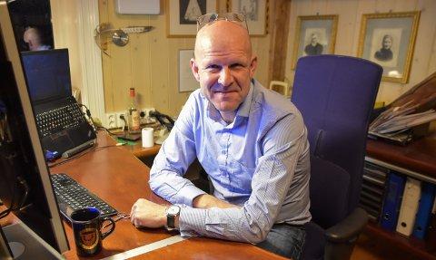 RÅDGIVER: Næringslivet i Innlandet må sikre seg digital kompetanse, fastslår Thore Kleppen, revisor og partner i KPMG Norge.