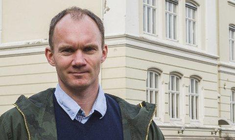 OPTIMIST: – Målet er at det skal gå, sier kommunalsjef Ulf Ellingsen.Arkiv