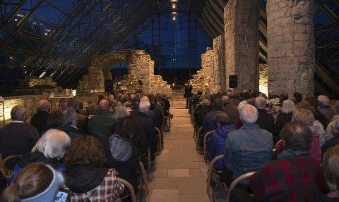 Museumsnatt: Det var mange som benyttet seg av Museumsnatt-tilbudet i fjor. Alle foto: Domkirkeodden