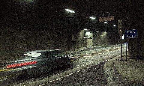 Bømlafjordtunnelen.