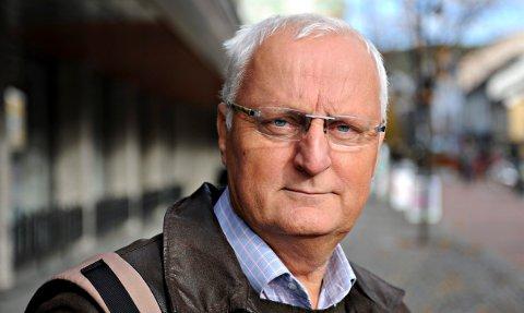 ENGASJERT: Fylkespolitiker Morten Eriksrød (H) er opptatt av Industripiloten Kongsberg.