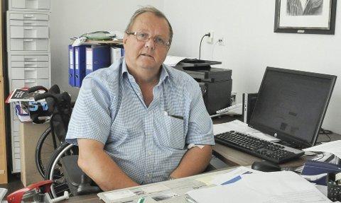 GRÜNDER: Bent Eriksen (71) drev stort med lakseoppdrett. Etter at han solgte seg ut, har han blitt med i flere gründerprosjekt. Både oppdrett av stør som den eneste i landet, og tang og tare.