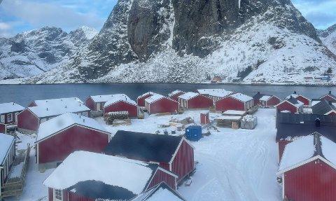 Eliassen rorbuer i Moskenes har snart 105 enheter med 400 sengeplasser til utleie.