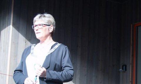 INGEN MULIGHET: Reidun Bakken (KrF) mener reglene for kjønnskvotering gjør det umulig å sikre alle partier representasjon i utvalgene i nye Lyngdal.
