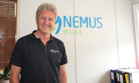 Styreleder: Hans-Jørgen Sørensen er styreleder i Nemus-kjeden.