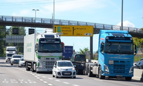 E6 Manglerud: - Det må aldri være tvil om at Manglerudtunnelen må bygges, skriver Hallstein Bjercke (V) i dette debattinnlegget. Arkivfoto