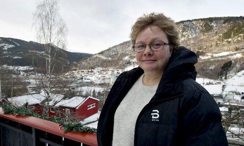ÅPenhet: Gry Hege Gulbrandsen er opptatt av åpenhet rundt selvmord.
