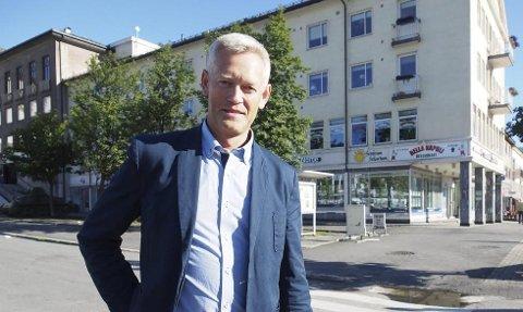 En del av «gamet»: Bunnpris legger butikken i Ballangen. – Det er en del av gamet når det ikke er lønnsomhet, sier regiondirektør i nord, Ole-Kristian Aspenes (51). Arkivfoto: Lone Martinsen