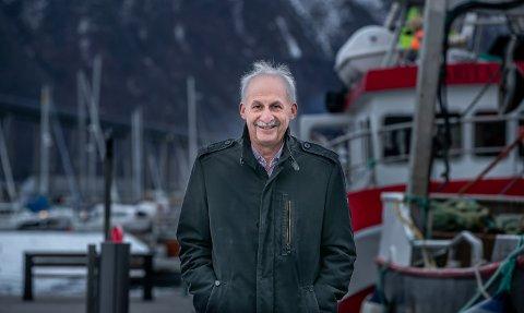 FLINKE FOLK: - Flinke folk står for en støyt. I alle tider, helt fra da jeg begynte i banken, har jeg sett dette, sier Jann Ivar Didriksen som slutter i DNB etter 37 år som en sentral skikkelse i nordnorsk næringsliv.
