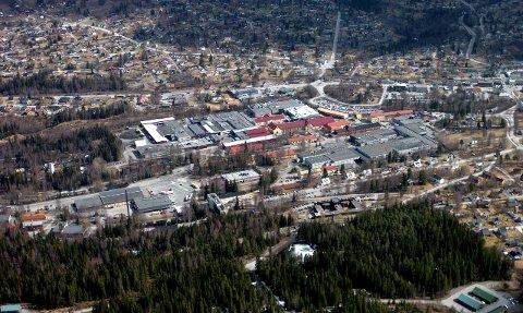 :Illustrasjonsbilde: Raufoss Industripark