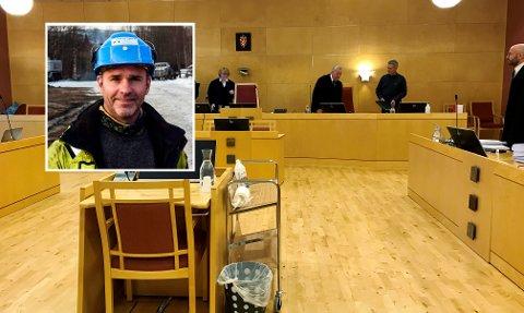 Kjell-Arne Schjørn klar for ankesak i Eidsivating lagmannsrett