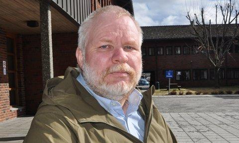 HOVEDTILLITSVALGT: – Skaden er allerede skjedd, men som kollega er jeg opptatt av at Fagforbundet skal behandle Else Randi Kolby og Anders Aslesen på en ordentlig måte, sier Finn Hvalsbråten, hovedtillitsvalgt i Fagforbundet Gran.