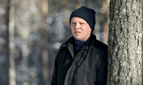 Fastlåst: Senterparti-leder Trygve Slagsvold Vedum mener det ikke er politisk vilje i regjeringa til å løse den fastlåste ulvekonflikten. Foto: Anita Høiby Gotehus