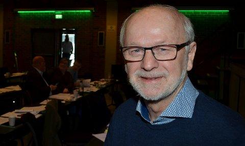 VANSKELIG SAK: Fylkesordfører Arnfinn Nergård (Sp), som også er styreleder i Hedmark fylkeskraft AS, legger ikke skjul på at den mulige Eidsiva-fusjonen kan bli en vanskelig sak. (Foto: Bjørn-Frode Løvlund)