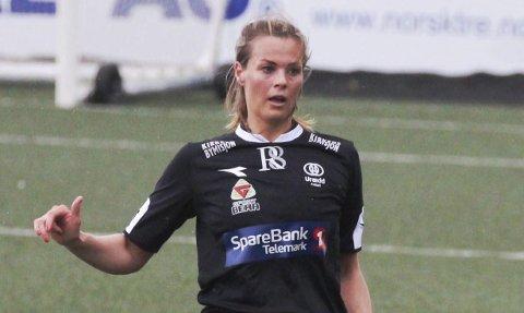 Tidlig kampstart: Urædd-jentene spiller avgjørende kamp mot Fart i dag klokken 11.30 på Hamar.