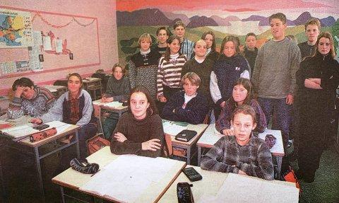 SKUFFET: Elevene i klasse 9A på Heistad ungdomsskole har spart penger til turen i to år, men både skolesjef Roy Martinsen og kultur- og undervisningssjef vil nekte dem å reise til Gøteborg på skoletur.