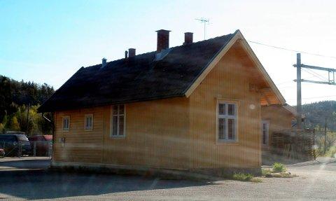Eidanger stasjon.