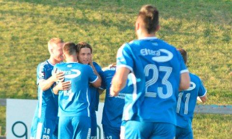 Pors scoret 3 mål i løpet av 6-7 minutter mot slutten av kampen og sikret seg 3 fortjent poeng mot Kråkerøy på bortebane.