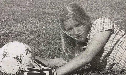 KLAR: Langesund Trine Guribye er tatt ut til talentleiren for jenter 15 år på Kjølnes. – Jeg både gleder og gruer meg, hevder hun.