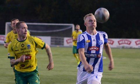 TOPPER FORTSATT: Haakon Aaltvedt Pettersen.