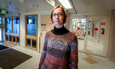 Seksjonsleder for Rana interkommunale legevakt, Silje Røssvoll, sier ledelsen ser alvorlig på hendelsen.