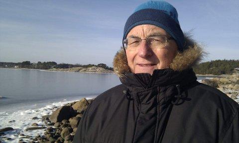 Halvor Stormoen, talsperson for Norske Torpare.