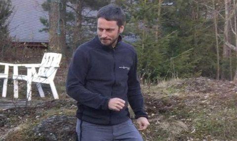 SAVNET: Stig Ingar Evje (45) fra Rælingen har vært savnet fra Sjusjøen siden onsdag i forrige uke. FOTO: PRIVAT