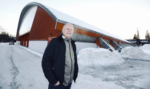 Har sagt opp: Etter fem år i klubben slutter Per Nygren som daglig leder i Fjellhammer IL. Men han tror ikke det blir det siste man har sett av ham i Lørenskoghallen.