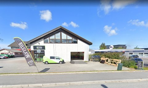 I Fabrikkveien 2 på Forus skal BilXtra åpne butikk våren 2021.