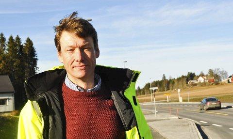Olav Moe (KrF) er leder for den fylkeskommunale samferdselskomiteen i Østfold.