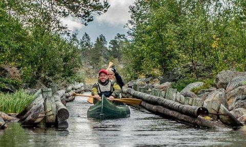 SET AV EIN MILLION: Statskog set av ein million kroner til friluftstiltak og håpar mange vil søkja.
