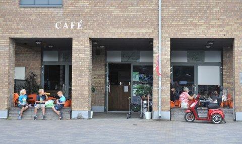 ETTEROKTOBERFESTEN:Café Stund på Hagan har pådratt seg en kontrollrapport fra Øst politidistrikt.