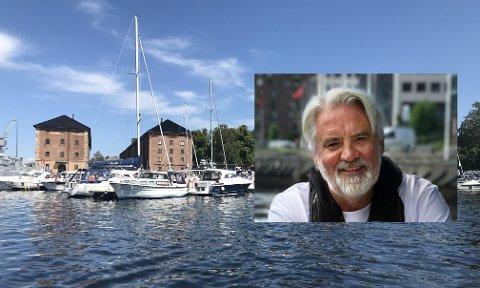 GODE TIPS: Frode Pedersen er informasjonssjef i Redningsselskapet og tidligere redaktør i bladet Båtliv. Han har gode råd til deg som skal kjøpe båt på bruktmarkedet.