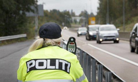 DYRT: Det kan koste deg dyrt å bryte fartsgrensen, og det gjelder selv om du ikke kjører veldig mye for fort.