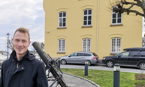 Skal møtes: Kultursjef Torolf Kroglund (bildet), samt ordfører Per Lunden og rådmann Trond Aslaksen, skal møte medlemmer av lag og foreninger som tilhører «Det maritime Risør».Foto: S. Ryvind