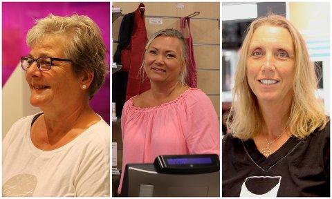 Gro, Berit og Julie ser på endringa som noko positivt, sjølv om dei også er usikre fordi dei har fått lite informasjon om kva endringane inneber.