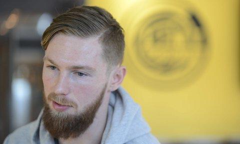På klubbjakt: Thomas Drage trener med Bodø/Glimt denne uka.Foto: Stian Høgland