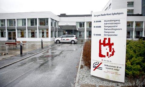 Røde kors sykehjem har blitt rammet av norovirus, igjen.