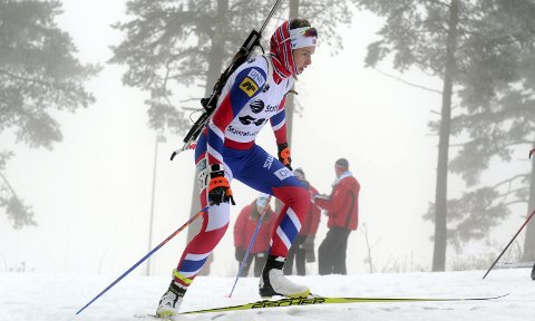 TIL EM: Ida Lien skal for første gang representere Norge i utlandet. Lørdag går hun sprint i junior-EM i Tsjekkia.