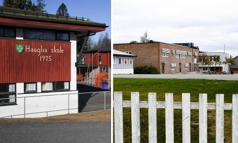 Denne uka er det oppdaget koronasmitte på både Hauglia og Stranden skole.